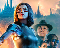 Alita: Battle Angel wordsearch